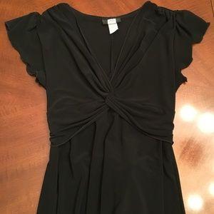 Studio 1940 black dress